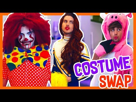 BOYFRIEND BUYS MY HALLOWEEN COSTUME!