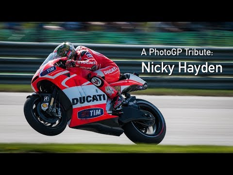 PhotoGP Episode 11 -  Photo Story, A Tribute to Nicky Hayden