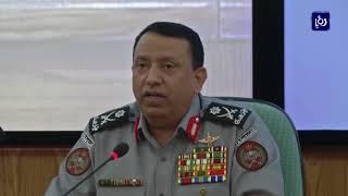 المدير العام لقوات الدرك يؤكد على قدرة الأردن على مواجهة التحديات - (14-11-2017)