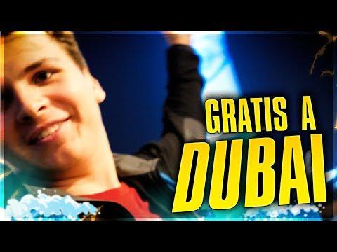 Parto per DUBAI con la CARTA di SURRY - vlog