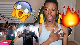 RICEGUM - FRICK DA POLICE - IDUBBZ DISS TRACK (OFFICIAL MUSIC VIDEO) REACTION!!!