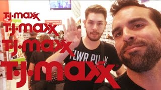 TOUR DE COMPRAS EM NY: TJ MAXX!