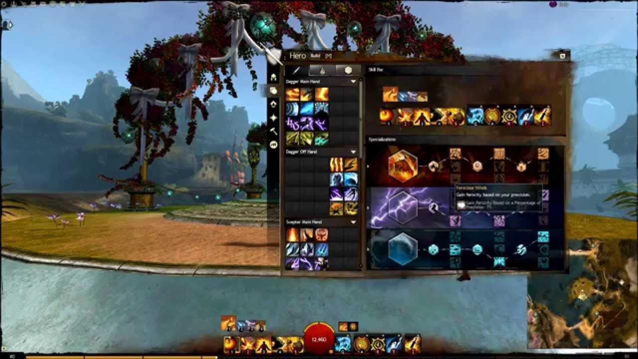 Guild Wars  Pve Builds Warrior