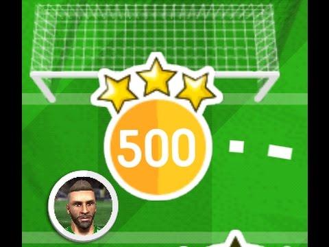 Score! Hero Level 500!!!! 3 Stars
