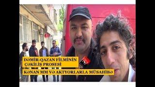 \DƏMİR QAZAN\ Kənan MM-in yeni Komediya filmi