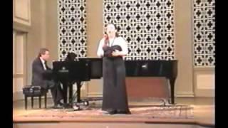 """R. Schumann - Frauenliebe und Leben 2. """"Er, der Herrlichste von Allen"""" - Julie Zarukin (2 of 8)"""