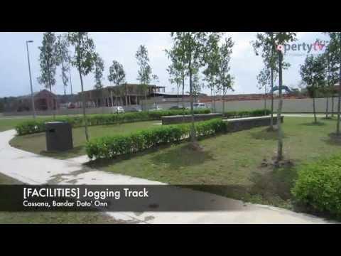Samara 2 Double Storey Terrace ( Neighbourhood 12 Bandar Dato Onn ) - Property TV