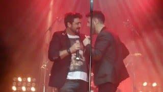 Antonio Jose Ft Antonio Orozco - Aqui estoy yo Concierto Madrid 27/01/2016