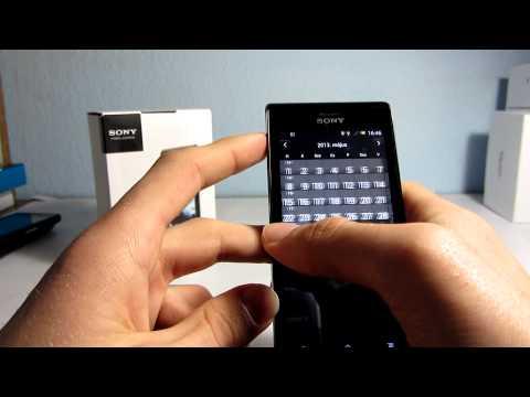 Sony Xperia J okostelefon bemutató videó | Tech2.hu