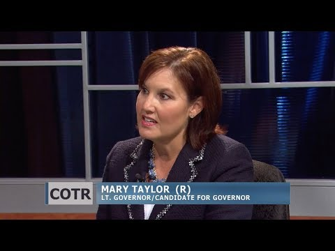 Lieutenant Mary Taylor And Her Plan To Scrap Obamacare in Ohio