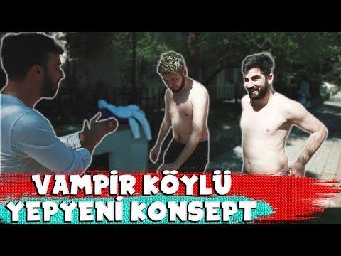 VAMPİR&KÖYLÜ-YEPYENİ KONSEPT