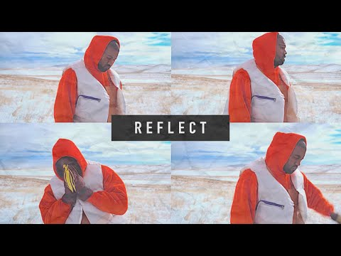 "Free Kanye West x Chance The Rapper type beat ""Reflect"" 2020"