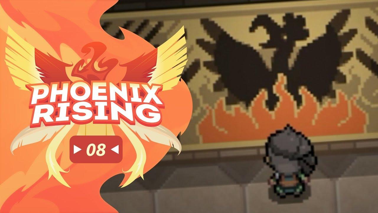 THE TEMPLE OPENS! THE FIRST RELIC POKÉMON! - Pokémon Phoenix Rising Ep 8 [Domin0]