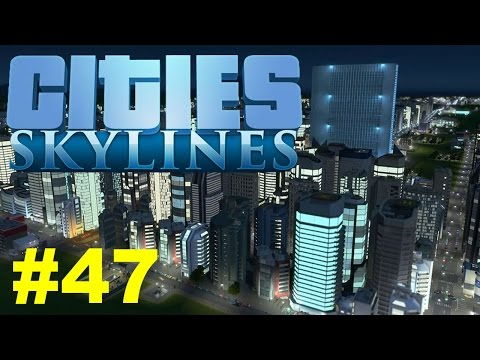 Cities: Skylines #047 - Bus lines and infrastructure