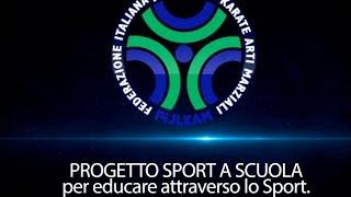 JUDO - Progetto Sport a Scuola FIJLKAM: Educare attraverso lo sport