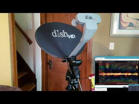 My new radio astronomy project