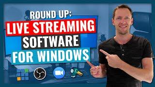 Best Live Stream Software for WINDOWS PC? 2020 Review! screenshot 5