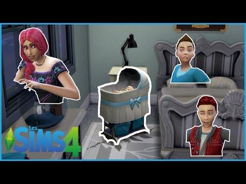 Sims 4 - Heu je crois qu'on a un problème ..