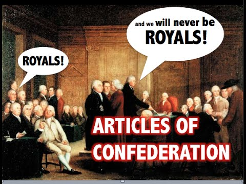 Articles of Confederation: APUSH Review