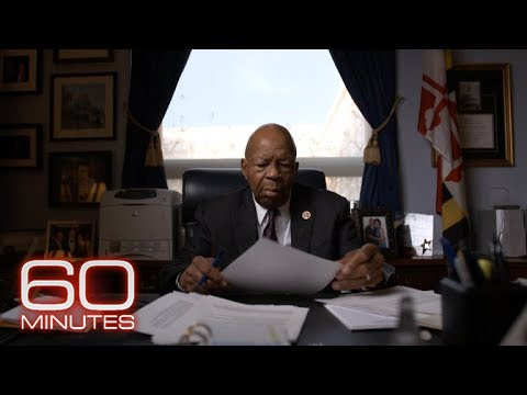 Elijah Cummings talks to 60 Minutes in first interview as House Oversight Committee chairman