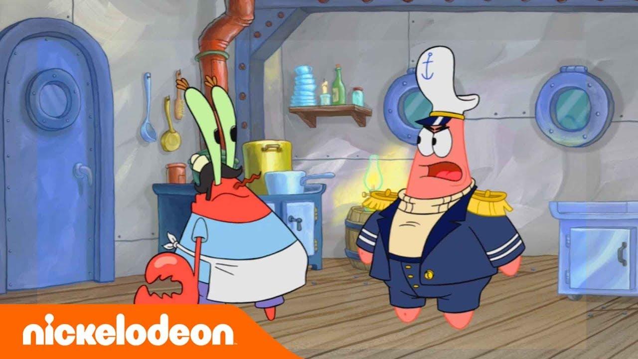 SpongeBob Schwammkopf | Seemannsgeschichten | Nickelodeon Deutschland