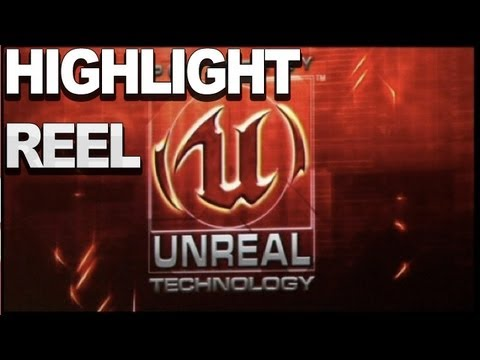 Games on Unreal Engine 3 - Highlight Reel