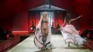 Victoria's Secret Fashion Show 2010 ~ Part 1(Collection TOUGH LOVE : ~ Adriana Lima ~ Lily Donaldson ~ Alessandra Ambrosio ~ Anja Rubik ~ Magdalena Frackowiak ~ Maryna Linchuk ~ Rosie ..., 2012-03-13T17:30:47.000Z)