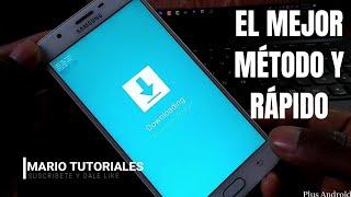 Como Salir De La Pantalla Downloading En Android 2019 Samsung // Mario Tutoriales