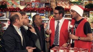 Quand on cherche un cadeau de Noël avec Les Inconnus - Palmashow thumbnail
