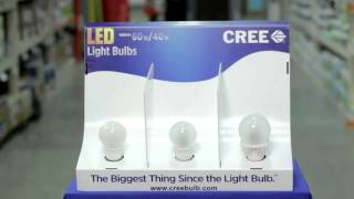 cree 100 watt equivalent soft white dimmable led light bulb d27