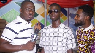 Adom TV Took Bribe From Rich Kids, I Couldn't Afford - 12 Yr Old Blind Boy From Nsroma show Alleges