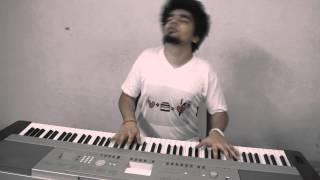 Main hoon hero tera - incredible piano cover