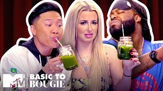 'I Don't Wanna Drink This S—t!' Feat. Tana Mongeau | Basic to Bougie Season 3 | MTV