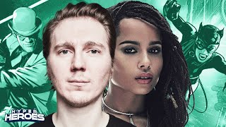 Zoe Kravitz & Paul Dano join THE BATMAN as Catwoman and Riddler - Hyper Heroes