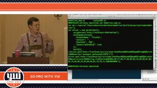 Dmitry Savintsev and Albert Yu: Security Testing of YUI-Powered Applications