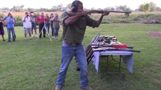Cameron fires the .700 Nitro Express