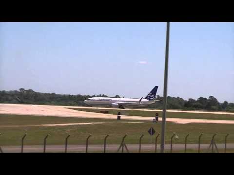 Takeoff Copa ✈ Boeing 737-800 @ Montevideo (MVD) #6