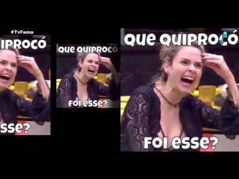 Ana Paula Renault detona xará do BBB 18, eliminada com rejeição recorde