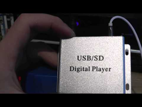Banggood usb sd player