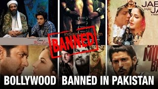 Bollywood Movies ban in Pakistan Fainal | Latest Bollywood News | Bollywood Movies 2016