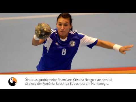 Cristina Neagu - OMAGA Facts