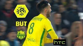 But Adrien THOMASSON (50') / FC Nantes - Olympique de Marseille (3-2) -  / 2016-17