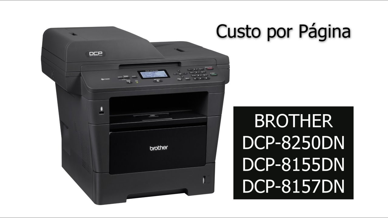 BROTHER DCP 8157DN DOWNLOAD DRIVER