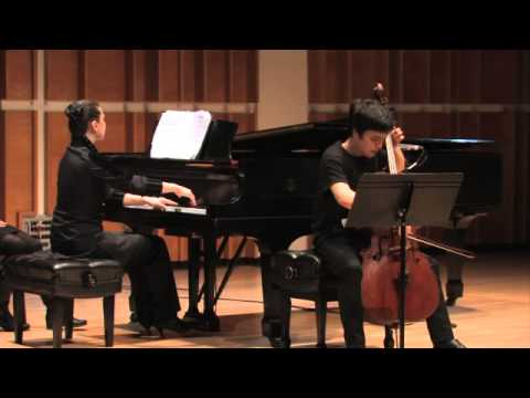 Sonata for Cello and Piano