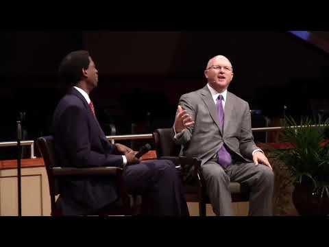 AC Green Interview at Lancaster Baptist Church