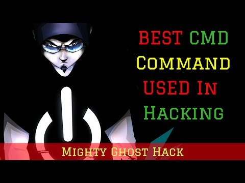 Best CMD Commands Used In Hacking [Easy Tutorial]