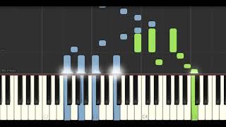 Céline Dion & Barbra Streisand - Tell Him (Piano Tutorials)