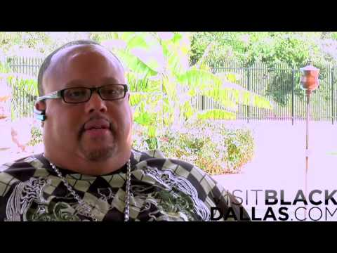 VisitBlackDallas.com Interview with Fred Hammond