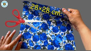 New Pattern 3D Face Mask No F0g On Glasses DIY Breathable Face Mask Sewing Tutorial Máscara 3D