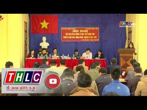 Th?i s? Lào Cai tr?a (14/11/2018) | THLC